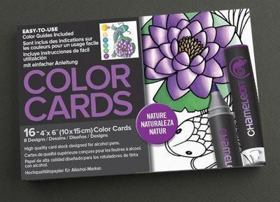 CLCC0101 Chameleon Color Cards Nature