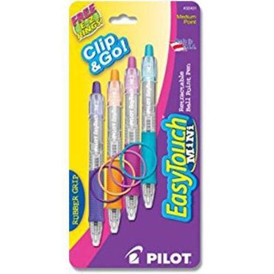 PI32401 Pilot Easytouch Rt Mini Asst Med - 4 Pack
