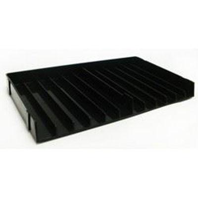 CCPEN-STORBL Spectrum Noir Pen Storage - Individual Tray - holds 12 markers (Black)