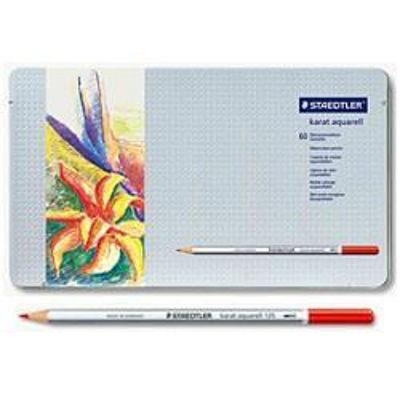 MS125M60 Staedtler Karat Watercolor Pencil 60 Set