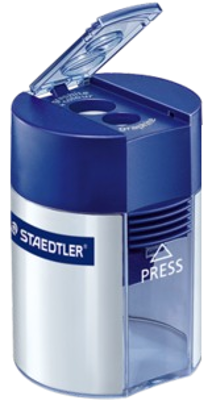 MS512001A602 Staedtler Double-hole tub sharpener round