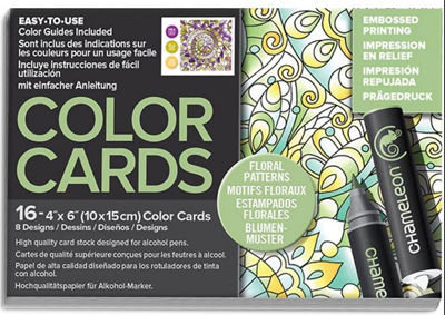 Picture of Chameleon Color Cards