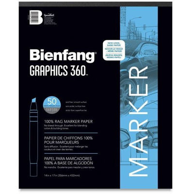 Picture of Bienfang Marker Paper