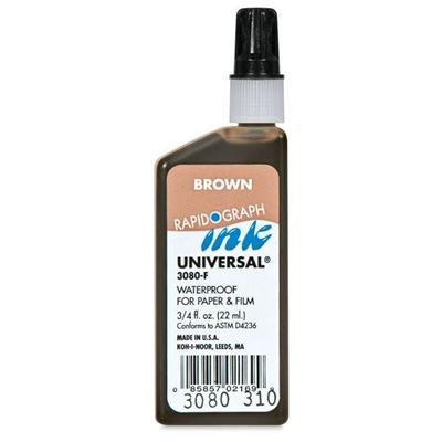 ko-koh-i-noor-rapidograph-universal-ink-refill-22-ml-brown