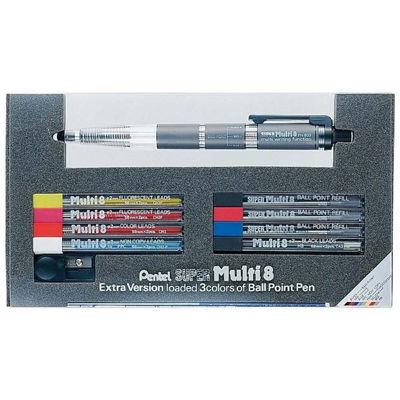 plph803-pentel-super-multi-8-lead-holder-set