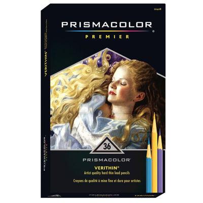 SA2428 Prismacolor Verithin Color Pencil 36 Set