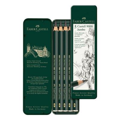 Faber-Castell 9000 Jumbo Sketch Set