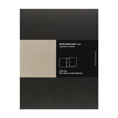 Moleskine Folio Professional Ruled Pad Letter
