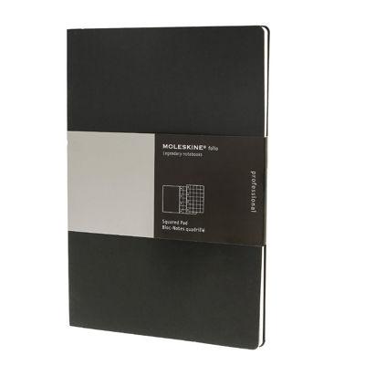Moleskine Folio Professional Squared Pad Letter