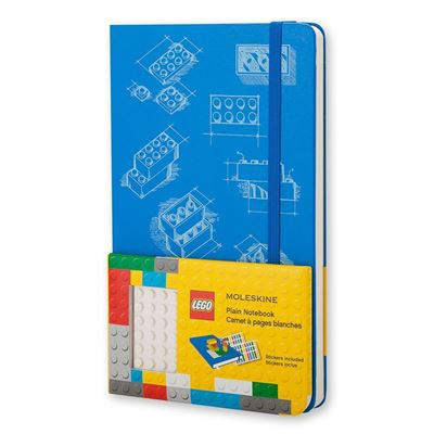 Moleskine Lego Limited Edition Plain Large