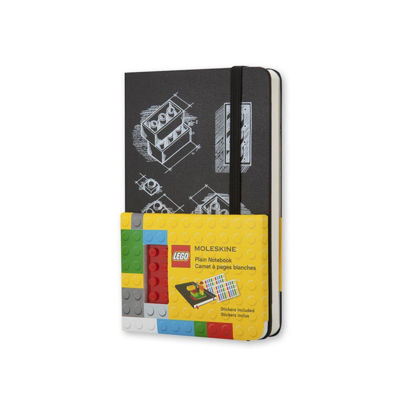 Moleskine Lego Limited Edition Plain Pocket