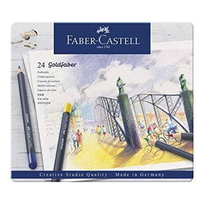 Picture of Goldfaber Color Pencil Tins