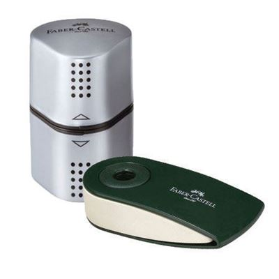 Picture of Faber-Castell Sharpeners And Erasers