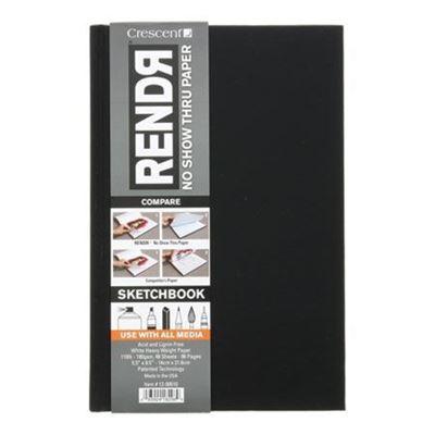 Picture of Crescent Rendr Sketchbooks