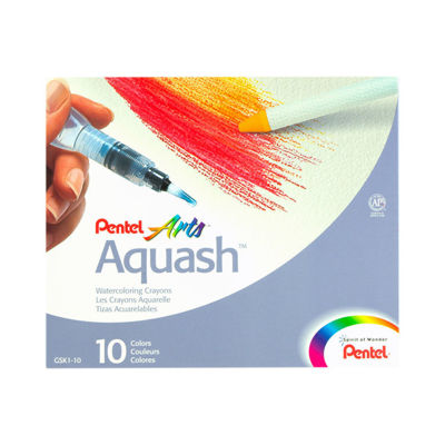 Picture of Pentel Aquash Water & Pigment Filled Brush