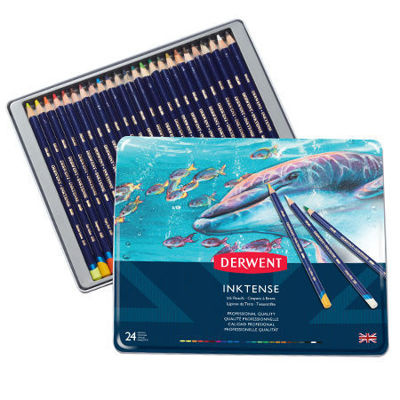 Picture of Derwent Inktense Pencils Sets