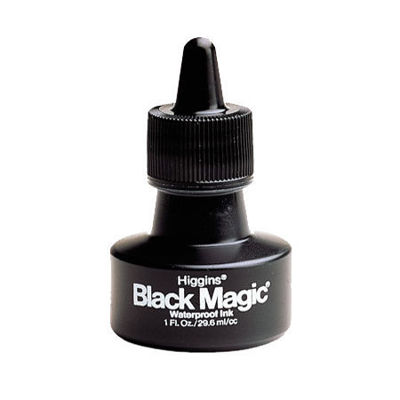 Picture of Chartpak Higgins Waterproof Ink