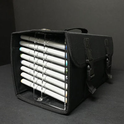 DECMS120CLR Clear Carrying Case
